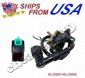 New Cdi Box  U0026 Ignition Coil Jackel Wildfire Gokart Atv