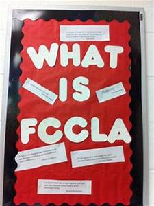 1000+ images about FCCLA on Pinterest   Bulletin boards ...