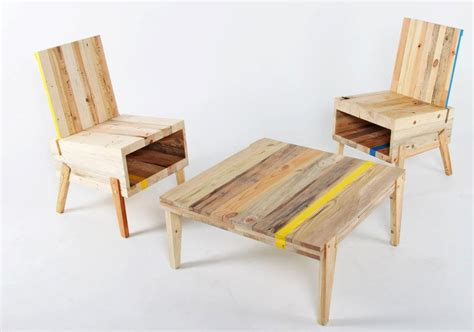 diy wood furniture at the galleria
