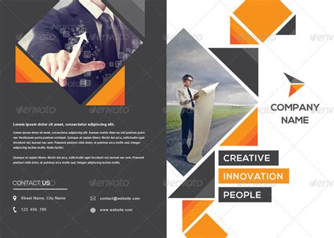 summer camp flyer template 15 corporate brochure design templates