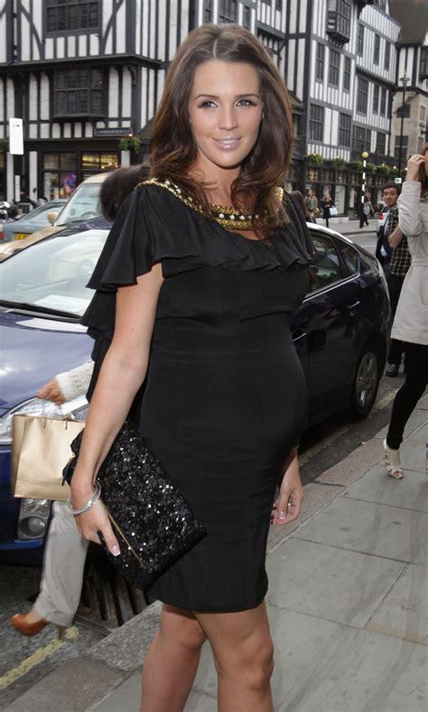 Danielle Lloyd Baby