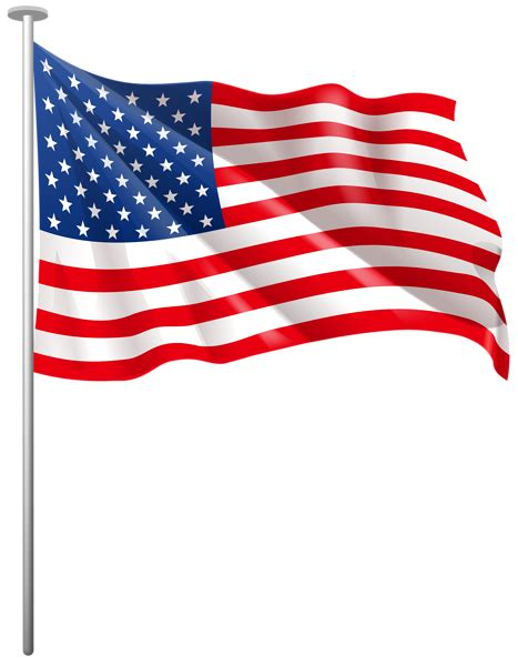 Clipart American Flag Free Us Flag Clip Pictures Clipartix