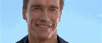 Terminator Smile Training Schwarzenegger Arnie Learned Tips