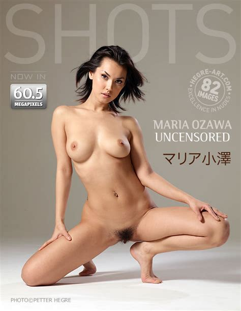 Maria Ozawa Uncensored Hegre Girls