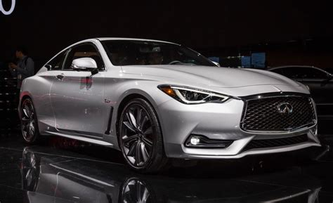Infiniti 2019 Infiniti Q60s Red Sport Refresh 2019