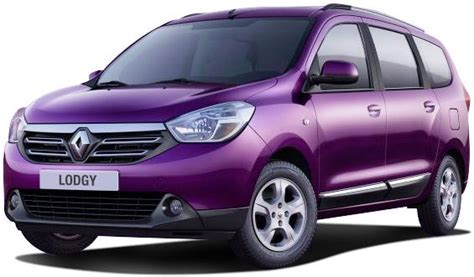 renault lodgy specifications renault 2018 lodgy price specs review pics mileage in