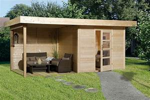 Gartenhaus Mit Lounge : garden shed flat roof lounge size 1 weka type 172 with single door wooden house kit ebay ~ Sanjose-hotels-ca.com Haus und Dekorationen