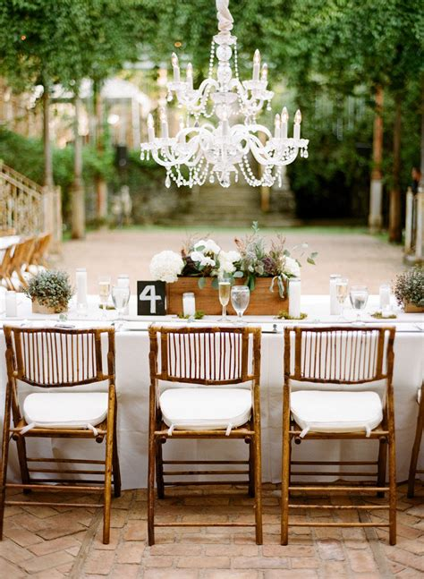 wedding tables and chairs wedding chandelier decorations wedding trends