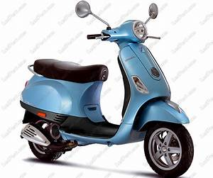 Xe Vespa Super Co