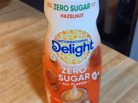Here's how to make homemade coffee creamer that's in fact, i loved it so much i didn't want to give it up. Hazelnut Sugar Free Coffee Creamer Nutrition Facts - Eat This Much