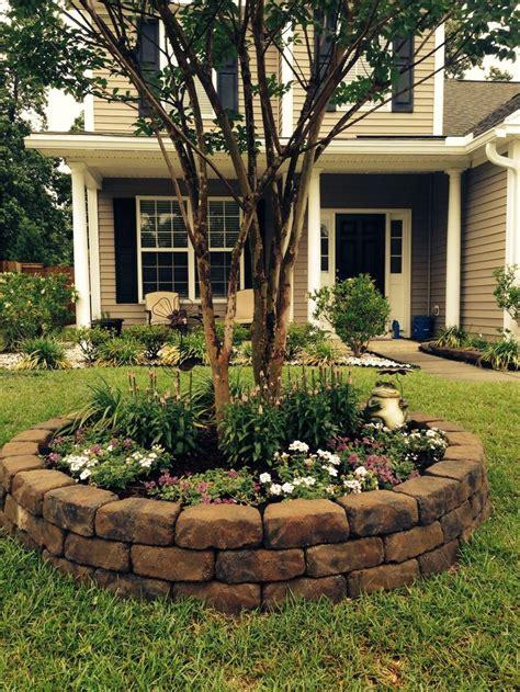 ideas  front yard landscaping  pinterest