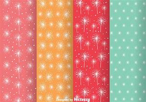 Abstract Colorful Girly Pattern Vectors - Download Free ...