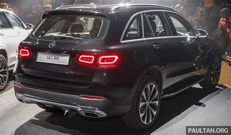 794,681.86* glc (ckd) glc 200 amg line. 2020 Mercedes-Benz GLC facelift in Malaysia - GLC200 and GLC300 with new engines, MBUX, from ...