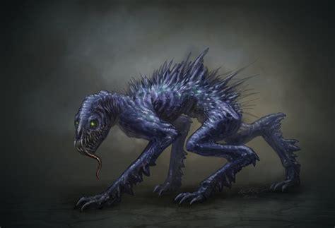 Hound of Tindalos, #Lovecraft by Eclectixx via #DeviantArt