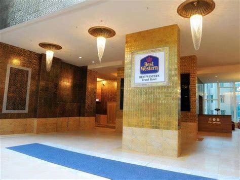 Best Western Grand Hotel Hong Kong Room Deals Photos