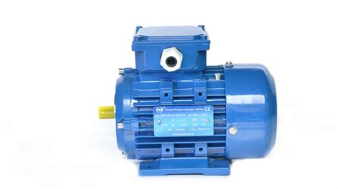 120v Electric Motor by 120v 0 5hp Small Three Phase Ac Electric Asynchronous