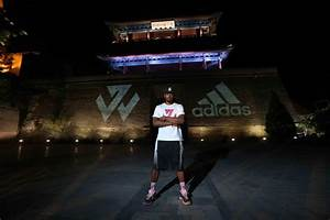 adidas and John Wall Tip-Off Take on Summer Tour - WearTesters
