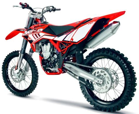Beta Rr 450 4t Cross Country, Rot Fluo