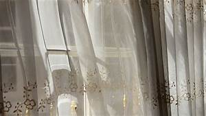 white curtains wind With white curtains wind