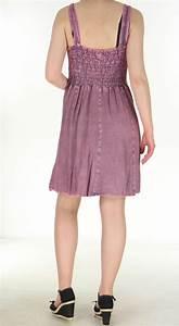 Robe Boheme Courte : robe courte d 39 t jasmin esprit boh me au bustier la amala ~ Melissatoandfro.com Idées de Décoration