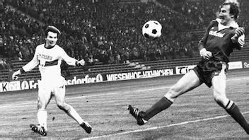 Vfb stuttgart will face hansa rostock in the first round of the dfb pokal. VfB Stuttgart   70. Geburtstag Hermann Ohlicher