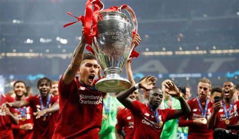Liverpool Beat Tottenham Hotspur 2-0 To Win Champions ...