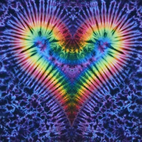 Heart Tye Dye Upcycled Tees And Tops Pinterest Dyes