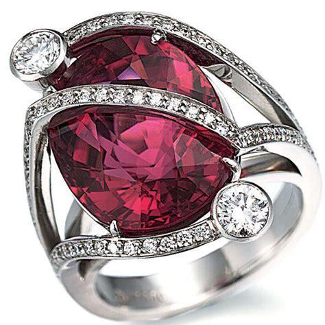Unique Engagement Rings Without Diamonds 004   Life n Fashion