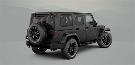jeep smoky mountain rhino jeep wrangler gets a couple more special editions before