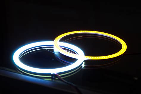 honda vtx1800 vtx1300 single plazma led halos