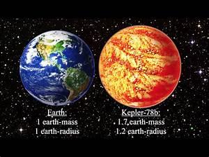 Kepler-78b: First Earth-Sized Rocky Planet | NASA