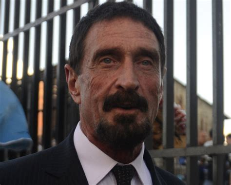 John Mcafee Finally Settles Legal Battle With Intel