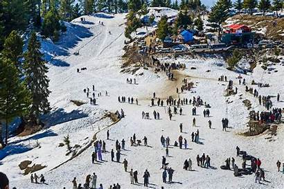 Malam Jabba Pakistan Swat Winter Kalam Travel