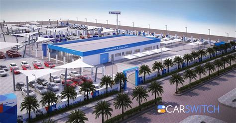 The Largest Used Cars Dealership in Dubai, UAE   CarSwitch