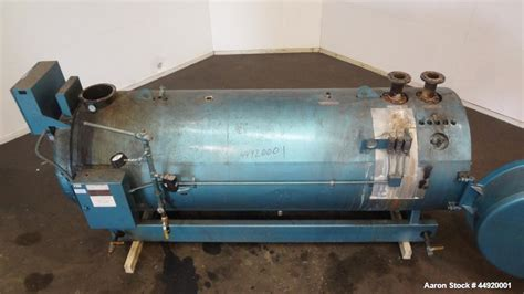 Used- Cleaver Brooks Gas Fired Hot Water Packaged