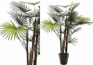 Plante Exterieur Artificielle : palmier artificiel hauteur 90 cm plantes artificielles d 39 ext rieur ~ Teatrodelosmanantiales.com Idées de Décoration