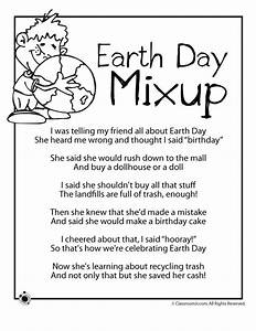 Earth Day Kids Poems