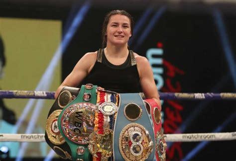 Katie Taylor vs Miriam Gutierrez draws more than 2 ...