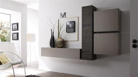 meuble suspendu chambre colonne suspendue linery de rangement horizontale