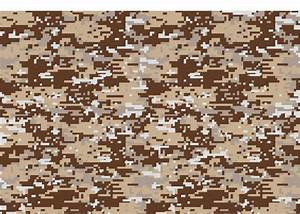 DESERT Digital Camouflage Vinyl Car Wrap Camo Film Decal ...