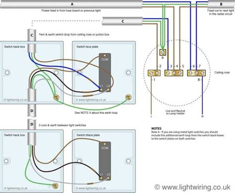 Two Way Switching Wire System New Harmonised Cable