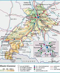 Leboncoin 31 Haute Garonne : carte de la haute garonne haute garonne carte des villes ~ Dailycaller-alerts.com Idées de Décoration