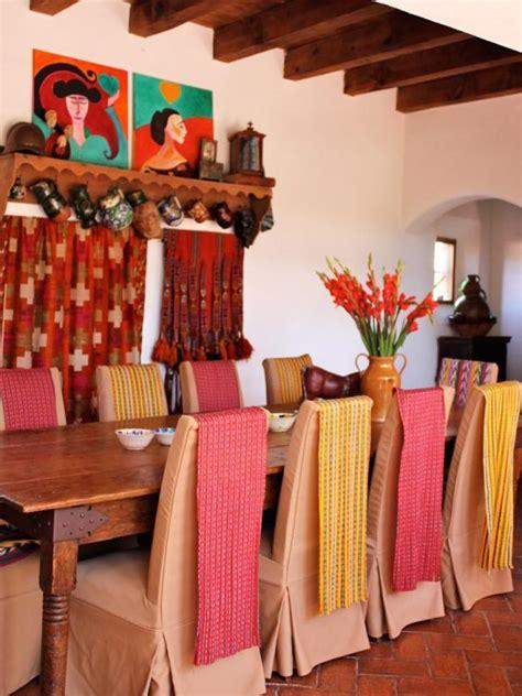 spanish style decorating ideas hgtv