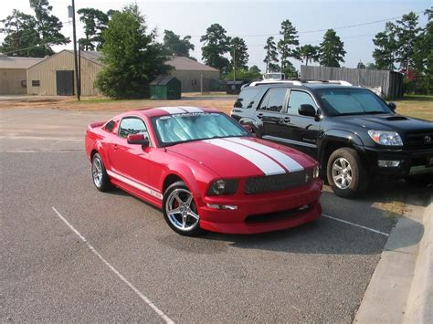 2005 Mustang Gt 0 60 by 2005 Ford Mustang Gt 1 4 Mile Trap Speeds 0 60 Dragtimes