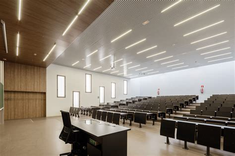floor ls for classrooms teaching block arenals lola romera marta clavera francisco mansilla archdaily