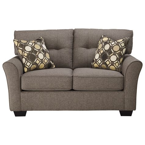 And Loveseat by Signature Design By Tibbee 9910135 Contemporary