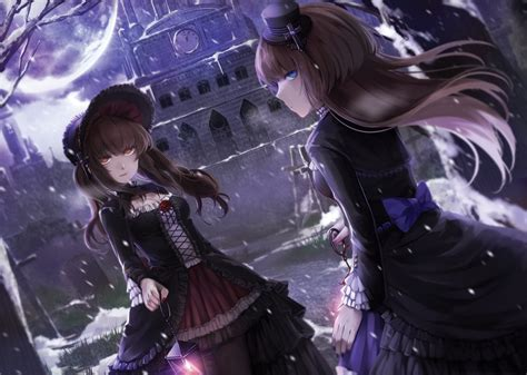 Loli Anime Wallpaper - anime fashion anime original characters
