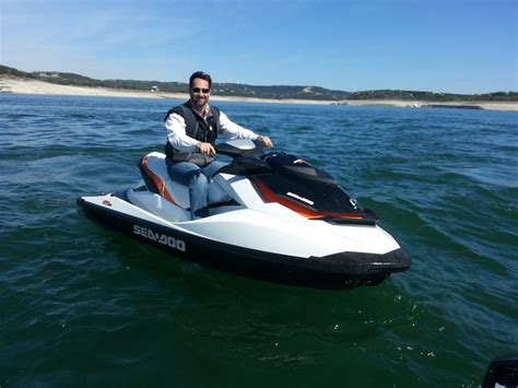 Jet Ski Plus Boat by Lake Travis Boat Rentals At Vip Marina Tx