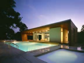 Harmonious House With Swimming Pool Design by Outstanding Swimming Pool House Design By Hariri Hariri
