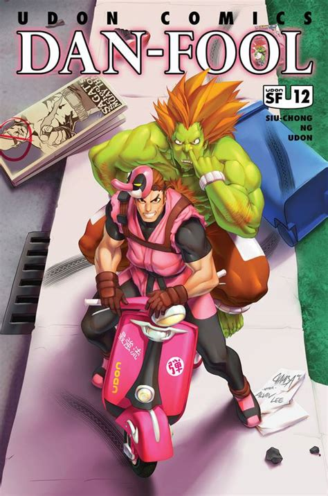 Street Fighter Unlimited 12 Cover C 10 Copy Homage Cover